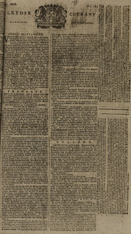 Leydse Courant 1808-11-30