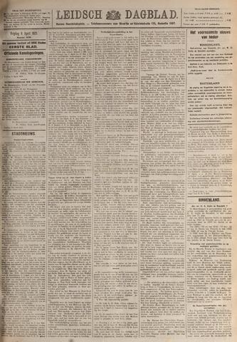 Leidsch Dagblad 1921-04-08