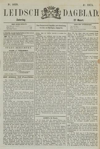 Leidsch Dagblad 1875-03-27