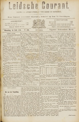 Leydse Courant 1889-07-15