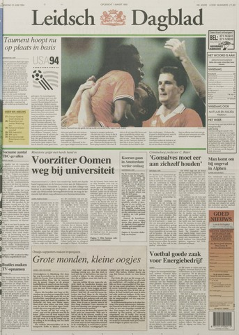 Leidsch Dagblad 1994-06-21