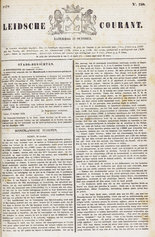 Leydse Courant 1879-10-11