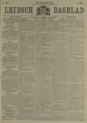 Leidsch Dagblad 1909-07-21