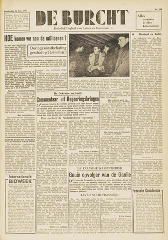 De Burcht 1946-01-24