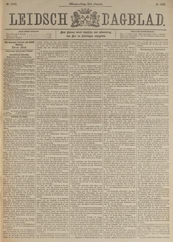 Leidsch Dagblad 1896-06-29