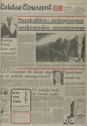 Leidse Courant 1975-03-25