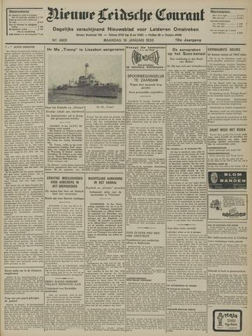 Nieuwe Leidsche Courant 1939-01-16