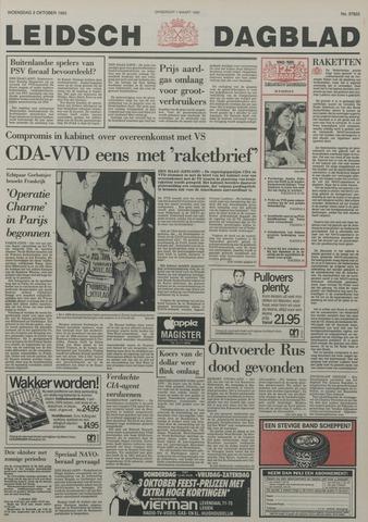 Leidsch Dagblad 1985-10-02
