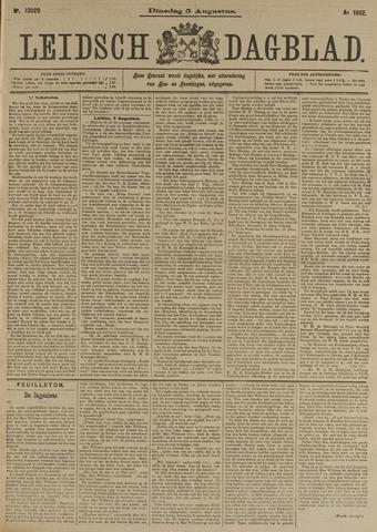 Leidsch Dagblad 1902-08-05