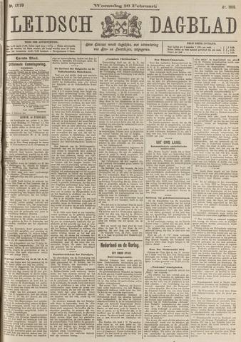 Leidsch Dagblad 1916-02-16