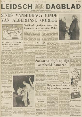 Leidsch Dagblad 1962-03-19