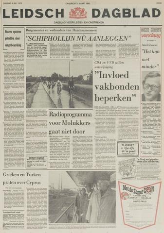 Leidsch Dagblad 1978-07-04
