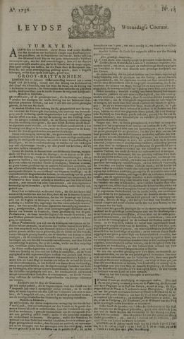 Leydse Courant 1736-02-01
