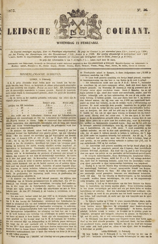 Leydse Courant 1873-02-12
