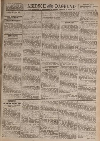 Leidsch Dagblad 1920-10-25