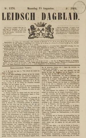 Leidsch Dagblad 1864-08-15