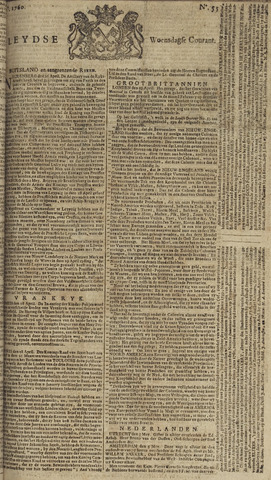 Leydse Courant 1760-05-07