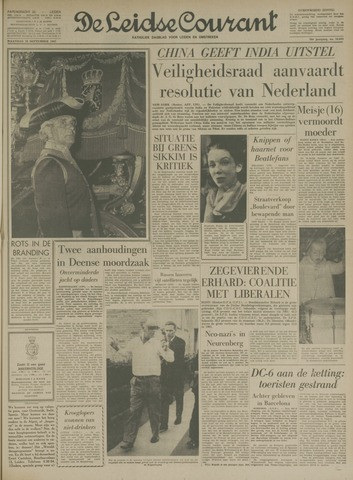 Leidse Courant 1965-09-20
