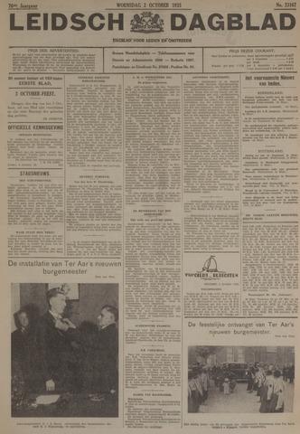 Leidsch Dagblad 1935-10-02