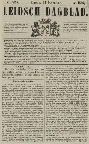 Leidsch Dagblad 1866-12-11