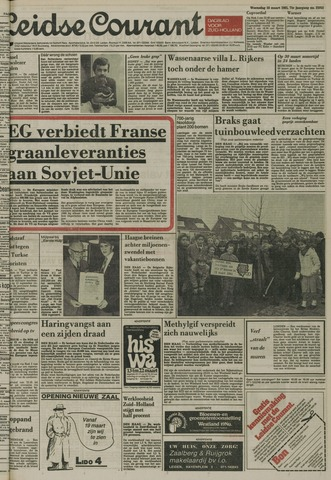 Leidse Courant 1981-03-18