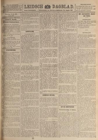 Leidsch Dagblad 1921-07-13