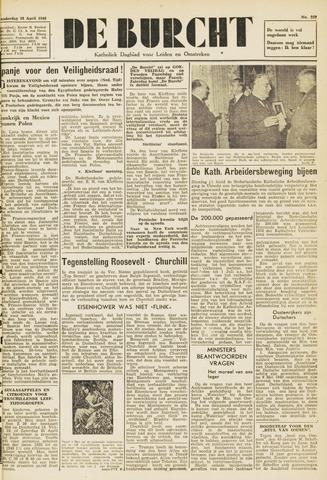 De Burcht 1946-04-18