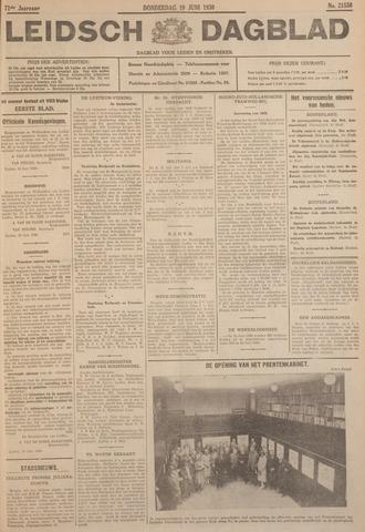 Leidsch Dagblad 1930-06-19