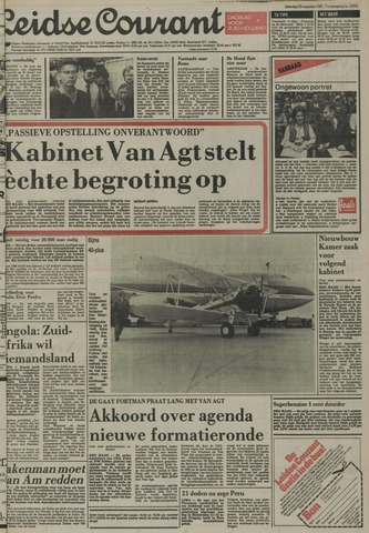 Leidse Courant 1981-08-29
