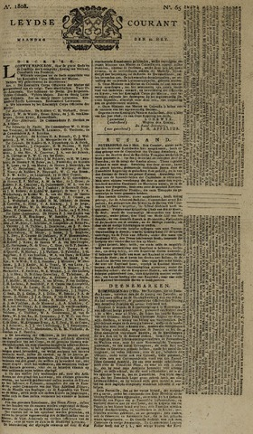 Leydse Courant 1808-05-30