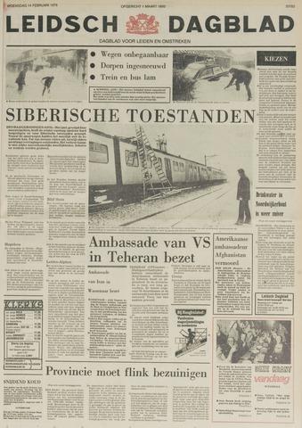 Leidsch Dagblad 1979-02-14
