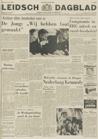 Leidsch Dagblad 1968-05-29