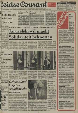 Leidse Courant 1981-10-19
