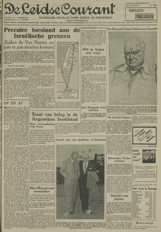 Leidse Courant 1955-09-02
