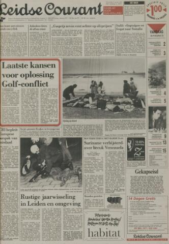 Leidse Courant 1991