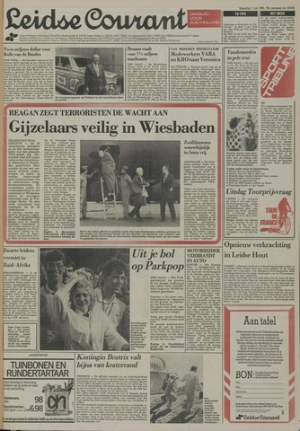 Leidse Courant 1985-07-01
