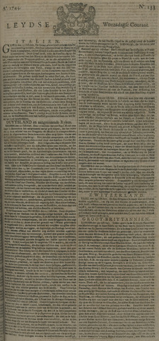 Leydse Courant 1744-11-04