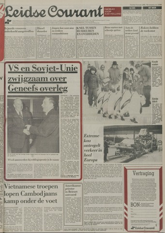 Leidse Courant 1985-01-08