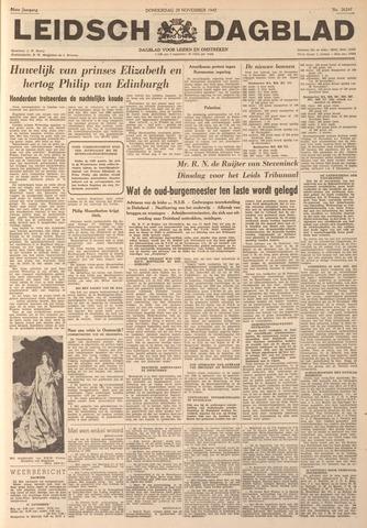 Leidsch Dagblad 1947-11-20