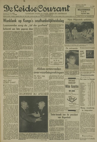 Leidse Courant 1960-07-01