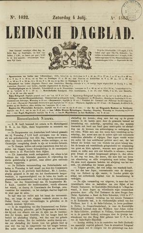 Leidsch Dagblad 1863-07-04