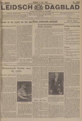 Leidsch Dagblad 1940-07-12