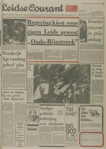Leidse Courant 1974-11-19