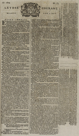 Leydse Courant 1805-05-27