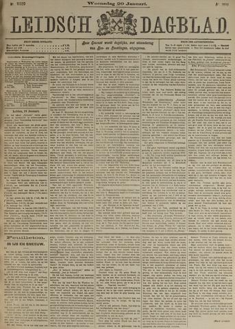 Leidsch Dagblad 1897-01-20