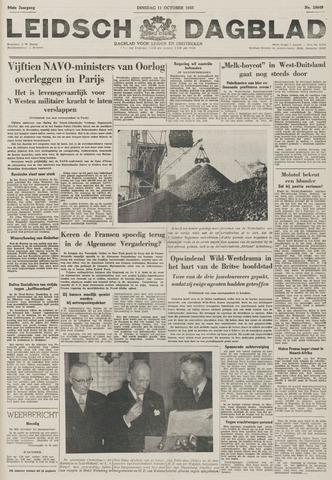 Leidsch Dagblad 1955-10-11