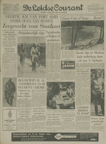 Leidse Courant 1967-07-12