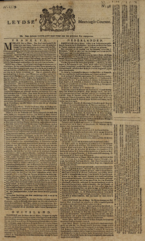 Leydse Courant 1779-03-29