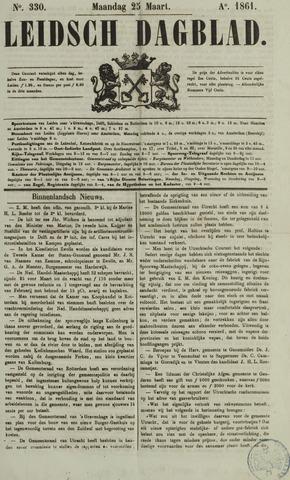 Leidsch Dagblad 1861-03-25