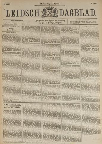 Leidsch Dagblad 1896-04-04